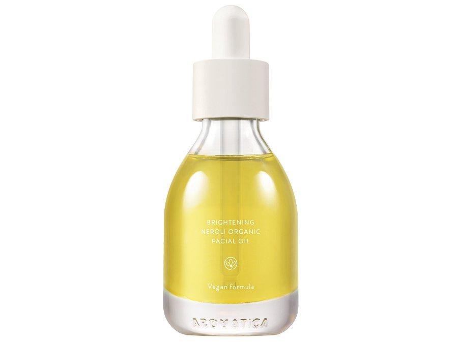 Aromatica - Rozświetlający olejek dotwarzy