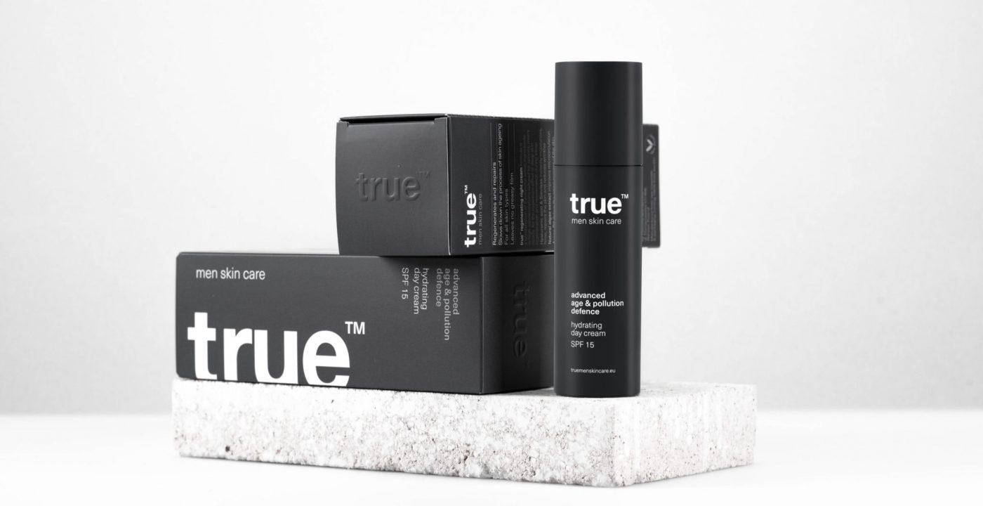 True™ men skin care