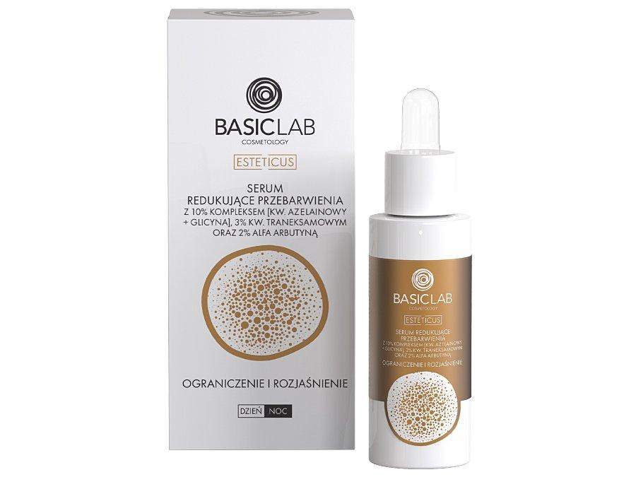 2. BasicLab - Serum Redukujące Przebarwienia